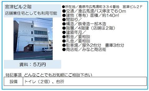 空き店舗No.14