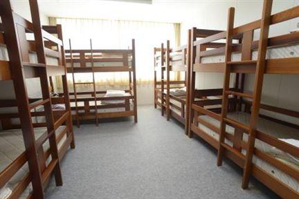 宿泊(2段ベッド)