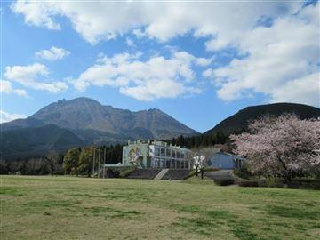 舞岳山荘全景