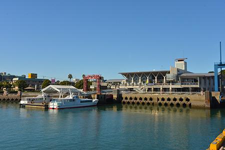 w450島原港ターミナル