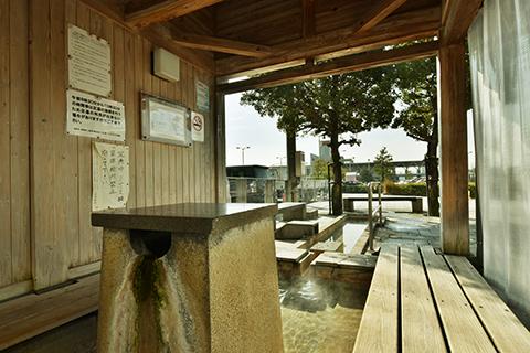 島原温泉泉源公園
