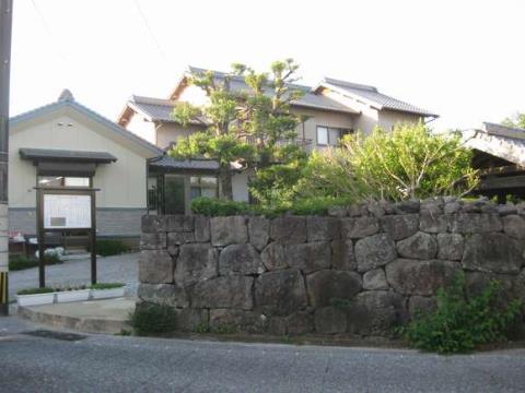 吉田松陰来訪の地