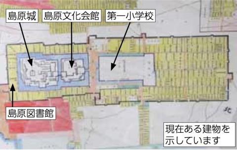 002+201406島原城の外曲輪(平成26年6月号)