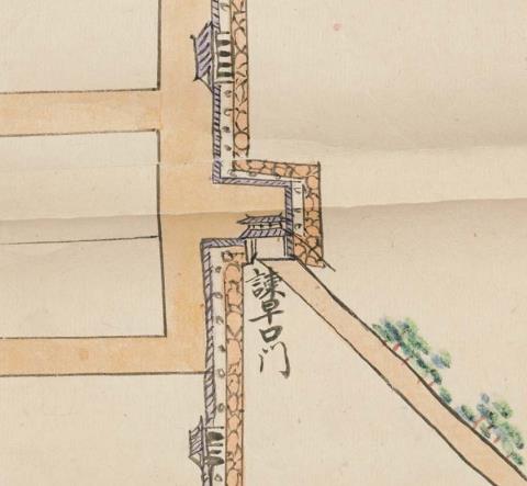 008+201510島原城の搦手(平成27年10月号)2