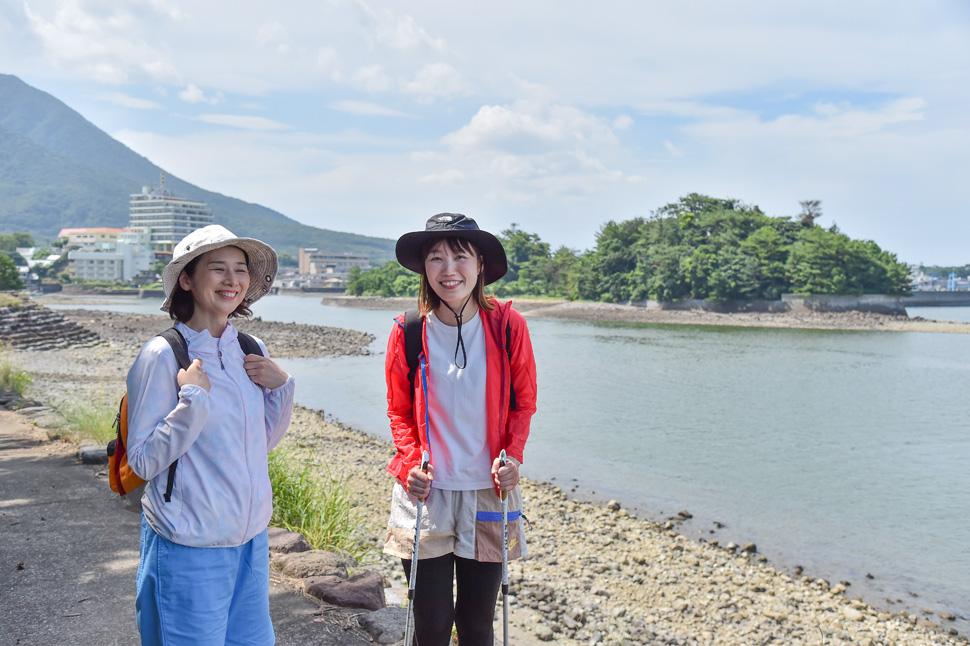 九州オルレ島原コース_秩父が浦公園 (2)