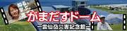 雲仙岳災害記念館がまだすドーム