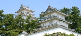 Shimabara-jo Castle la interpretación de un castillo